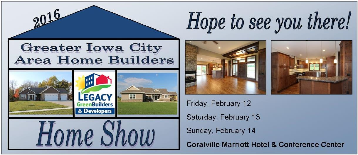 Iowa City Home show